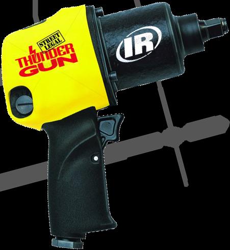 "Ingersoll Rand 232TGSL Air Impact Wrench 1//2/"" Drive ThunderGun"
